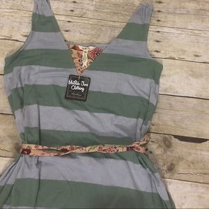 NWT Matilda Jane Happy & Free maxi dress. Medium